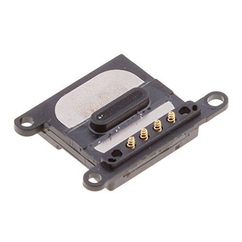 D DOLITY Schwarz Ersatzteile Handy Ohrhörer Lautsprecher Assembly Tool Earpiece für iPhone 8 Plus Earpiece Assembly