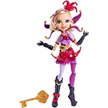 Ever After High - Muñeca fashion Courtly Jester Doll (Mattel DHD78)