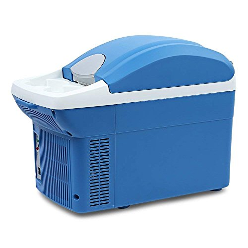 Preisvergleich Produktbild Tragbare Elektrische 12V Kühler / Wärmer Auto Kühlschrank Personal Mini Kühlschrank - 8L Kapazität