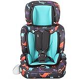 HJHY® Asiento de seguridad para niños, asiento de seguridad para niños, bebé, silla de bebé, 9 meses -12 años de edad ( Color : #1 )
