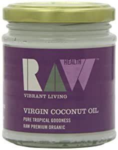 Raw Health Virgin Coconut Oil Organic 200 ml