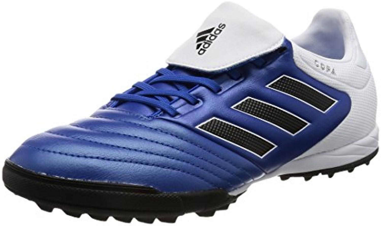adidas Copa 17.3 TF - Botas de fútbol para Hombre, Azul - (Azul/Negbas/FTWBLA) 46
