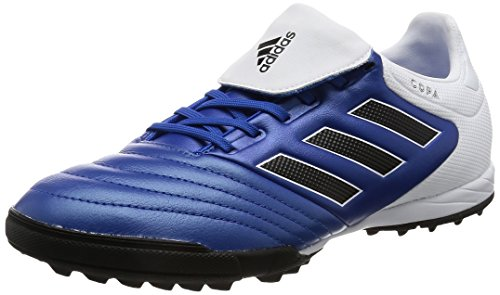 Adidas Copa 17.3 TF, Scarpe per Allenamento Calcio Uomo, Blu (Azul/Negbas/Ftwbla), 42 EU