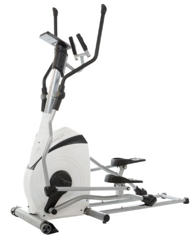 Finnlo Ellypsis SX1 Elliptical Cross Trainer - Black/Silver/White