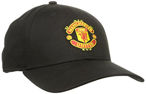 New Era Kappe 9Forty Manchester United, schwarz, One Size, 11213222 Manchester United Fashion