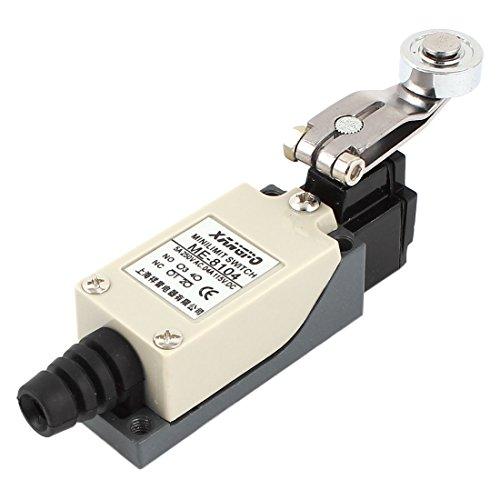 Aexit Rotierende Walze Hebel Arm Typ Endschalter NO NC ME-8104 Ersatz für CNC Mill - Ersatz-endschalter