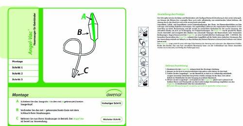 Angel-Vac Geschwister Paket Nasensauger Staubsauger - 4