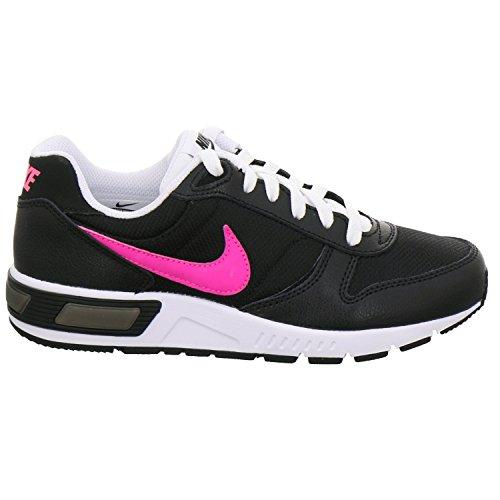 Nike Nightgazer (Gs), Chaussures de Running Entrainement Femme Noir