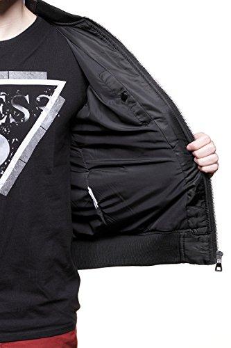 Gov Denim - Blouson 88998 Bombers Noir Noir