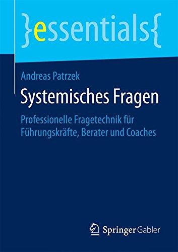 Systemisches Fragen (essentials)