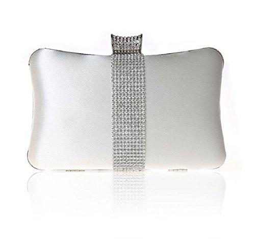 Strass borsa/Borsa di moda cena/Cena clutch bag-D D