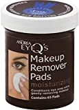 Andrea Eye Qs Moisturizing Eye Make Up Remover Conditions The Eye Area While Cleansing (Quantity: 65 Pads)