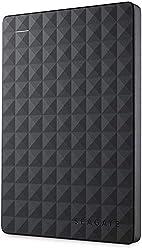 Seagate Stea1000400 Externe Tragbare Festplatte Expansion Portable, 1 Tb, Schwarz