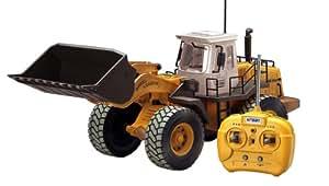 Camion Chargeur a roues Radio contrôlé d`Hobby Engine