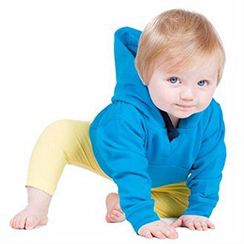 Bambino felpa con cappuccio, tasca a marsupio Marina Militare