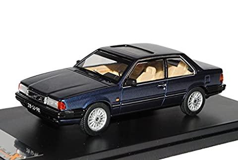 Volvo 780 Bertone Coupe Dunkel Blau 1985-1990 1/43 PremiumX Modell