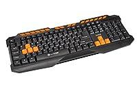 Marvo K328 - Teclado Multimedia para Gaming (QW...