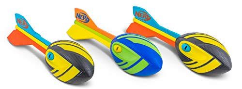 Boje Sport 3er Set Nerf Vortex Mega-Heuler - 2X gelb, 1x grün von Hasbro