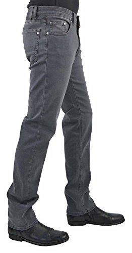 Pierre Cardin Jeans ?Deauville?, Regular Fit, Stretch 7350/89 grau (grey used millenium denim 3196 7350.89)