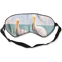 Eye Mask Eyeshade Seagull Drawing Sleeping Mask Blindfold Eyepatch Adjustable Head Strap E5 preisvergleich bei billige-tabletten.eu