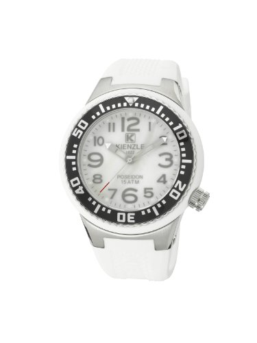 Kienzle Women's Quartz Watch K2053152323-00279 with Rubber Strap