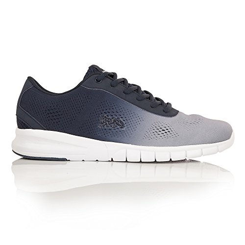Lonsdale Remi, Chaussures de Running Compétition Homme Cool Grey/Navy