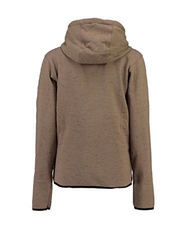 Geographical Norway Damen Sweatjacke Fashionista Taupe