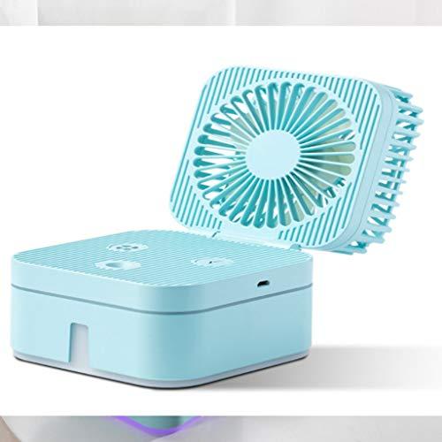 YS-FeiTeng Mini Ventilador Mano Sencillo Mini Ventilador