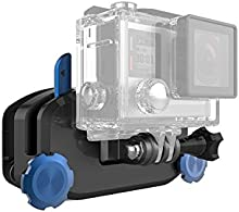 lotopop strapmount mochila Clip rápido soporte de abrazadera/Lifevest/Scuba para GoPro 3+ 4Sesión Xiaomi Yi Cámaras