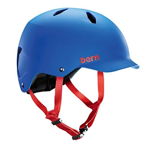 Bern Jungen Helm Bandito EPS Thin Shell, matt blau, S/M, BB03EMCOB22 Preisvergleich