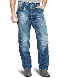 G-STAR Herren Loose Jeans Motor 5620 Embro, denim, Gr. 30/32