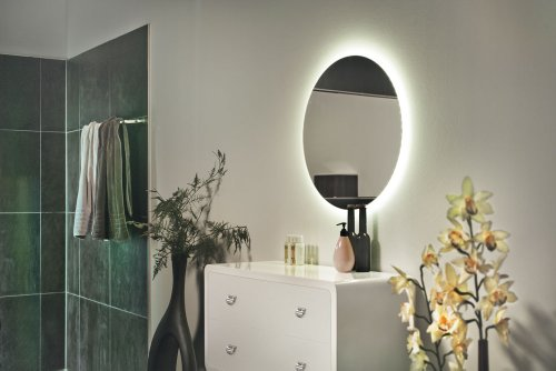 OSRAM flexible LED-Streifen 1 Meter Länge Deco Flex Starter-Set / selbstklebend / dimmbar / für farbige und weiße Lichtakzente / Farbsteuerung RGB - 8