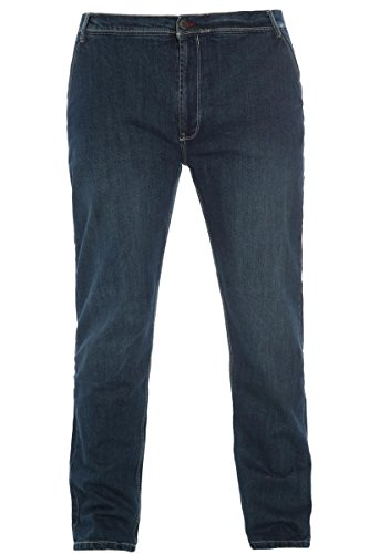 Maxfort 1102 pantalone jeans tasca america uomo taglie forti (54)