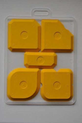 fugenglatter-gelb-fugenabzieher-fugenset-silikonfuge-fugenspachtel-glattspachtel
