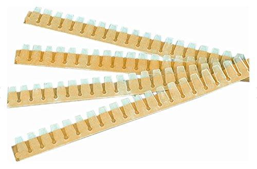 Montageband Sanitär - 4 Stück - Länge à 50 cm x 2 cm - beständig gegen verdünnte Mineralsäuren, Laugen, Alkohol, Fette und Öle - verhindert Bakterienablagerungen.