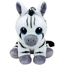 Ty - Beanie Babies Stripes, Zebra, 23 cm (United Labels Ibérica 96309TY)