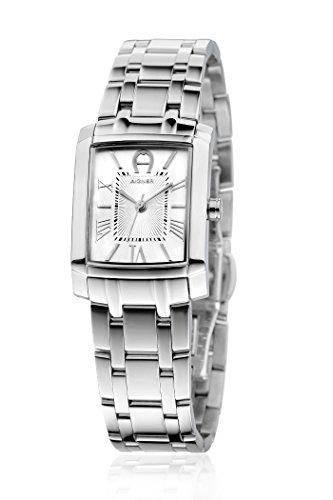 aigner-damen-armbanduhr-silber-a52205