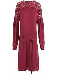Promod Kleid mit Häkel-Detail