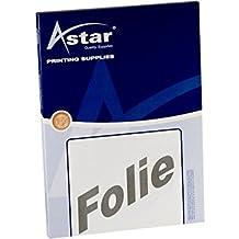 Astar AS84001 Papel A4 para impresora de inyección de tinta - Transparente