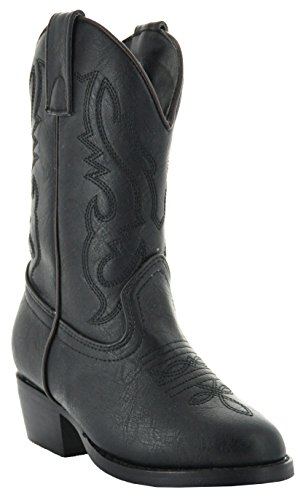 Country Love Little Rancher Kids Cowboy Boots ZP-K01