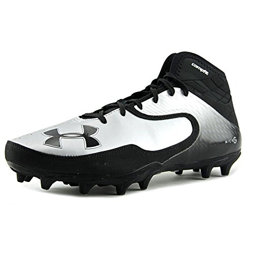 Under Armour Nitro Icon Mid MC Synthétique Baskets Blk-MSV