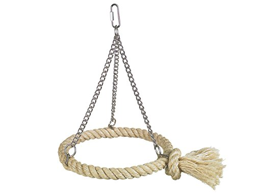 Nobby Ring for Parrots And Parakeets Bird Toy, 24 cm