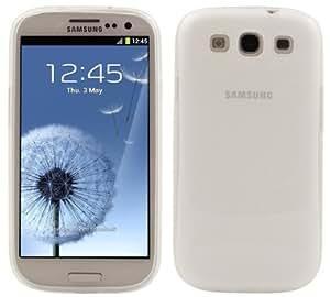 FoneM8® - Samsung Galaxy S3 Gel Skin Case Cover - Clear