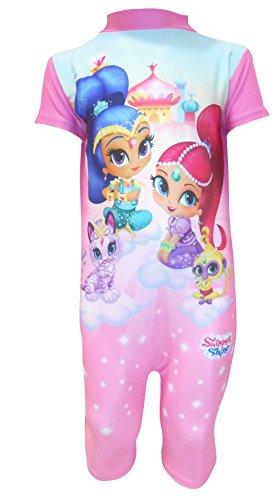 Shimmer Shine Girls Protection UV maillot de bain