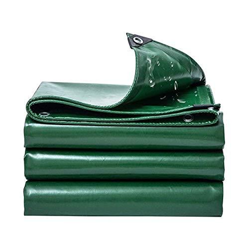 Lyzp tela cerata - tela impermeabilizzante impermeabile per tende da sole tela autoportante per teloni di grandi dimensioni per camion con telone impermeabile di spessore 0,4 mm (dimensioni : 5 * 5m)
