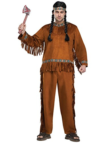 Native American Costume - Standard - Chest Size ()