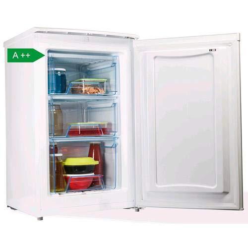 PremierTech Congelatore Verticale Freezer 68 litri -24°gradi A++ 4**** Stelle 3 Cassetti...