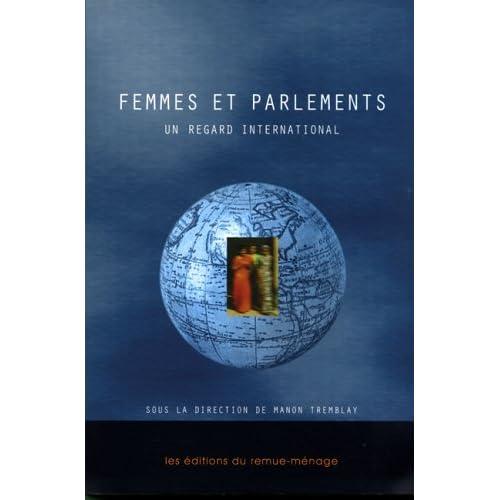 Femmes et parlements : Un regard international