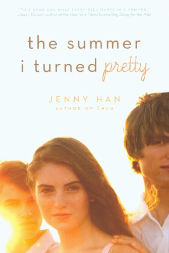 Book cover for The Summer I Turned Pretty