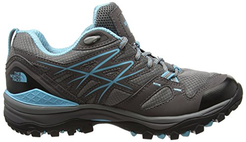 The North Face W HEDGEHOG FASTPACK GTX (EU), Chaussures de trekking et randonnée femme Gris (Dark Gull Grey/Fortuna Blue Rd6)